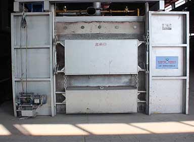 方钢锻造加热炉