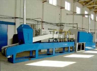 连续式铝钎焊炉