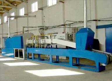 连续式高温钎焊炉
